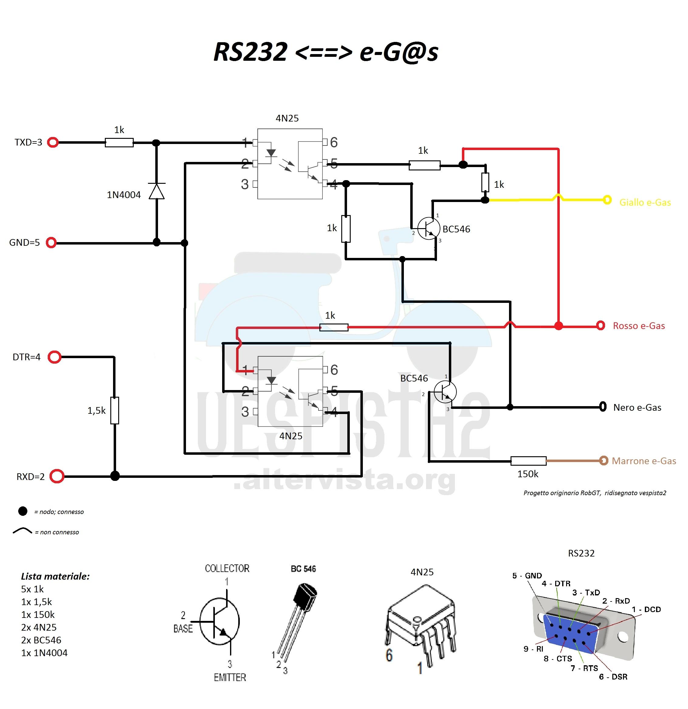 Schema Elettrico Impianto Gpl Romano : Costruzione cavo per centralina e g s